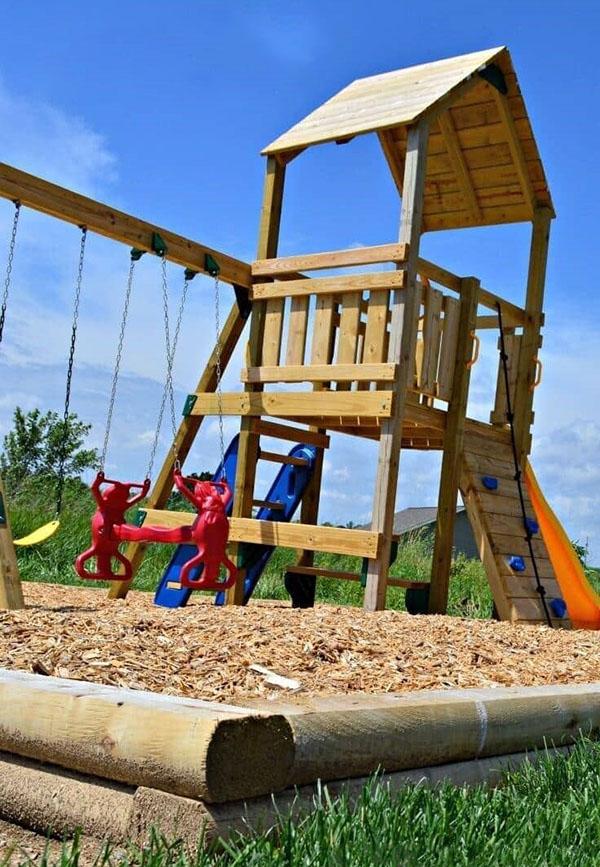 Công viên tại gia cho trẻ